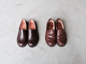 【2014出展作家: 皮革 】 kino shoe works