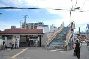 JR百舌鳥駅から会場までの道のり