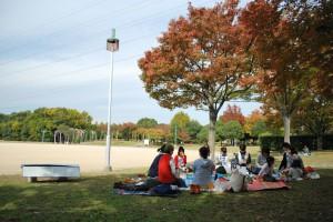 【ブログ】灯しびと会場下見とピクニック