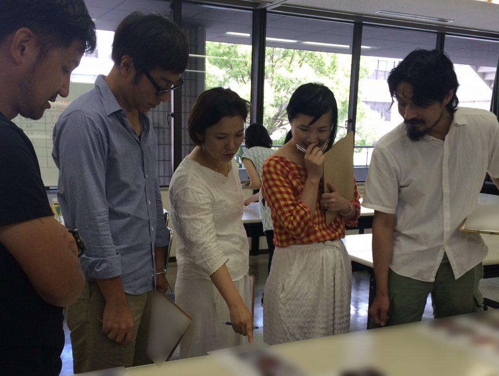 【ブログ】第8回「灯しびとの集い」選考会