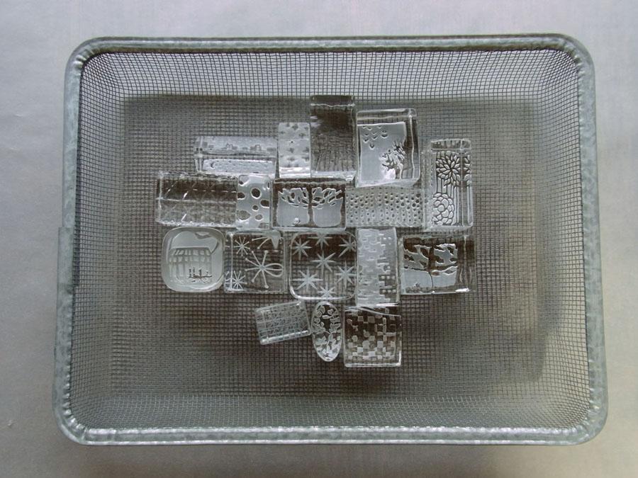 【2016出展作家: ガラス 】 金津 沙矢香